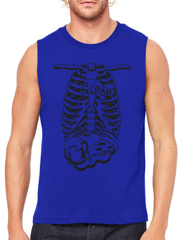 Cancer Picked The Wrong Bitch Men's Sleeveless T-Shirt