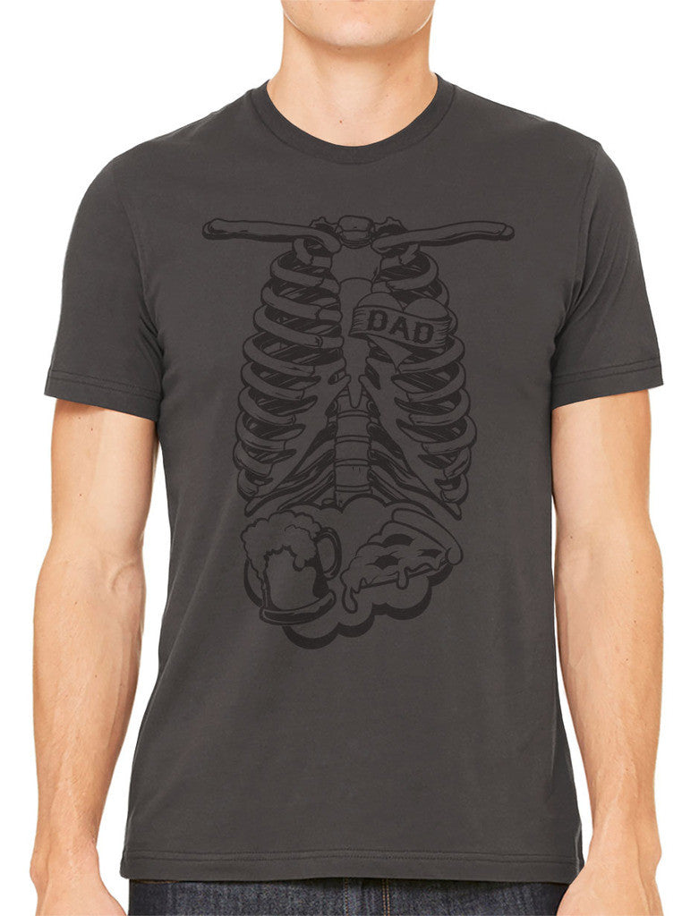 Skeleton Dad Men's T-shirt