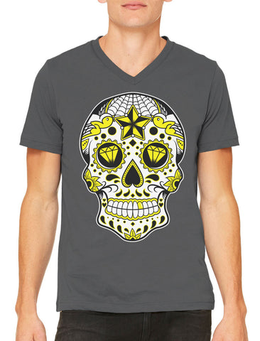 Skeleton Dad Men's Long Sleeve T-shirt