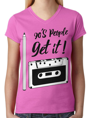 90's People Get It Cassette Tape Men's Sleeveless T-Shirt