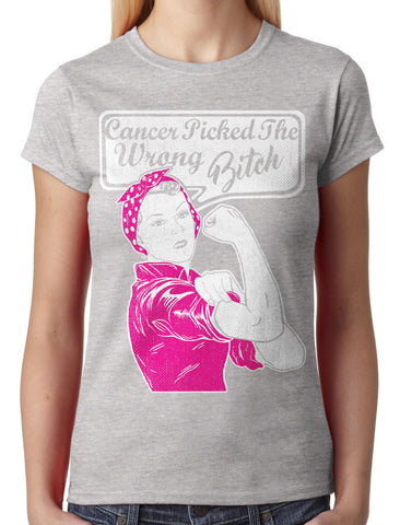 Gangster Marilyn Monroe Junior Ladies T-shirt