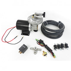 RPC Electric Booster Vacuum Brake Pump Kit 12V #1420