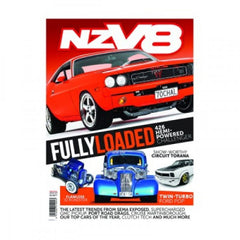 NZV8 Magazine - 12 Mth Subscription