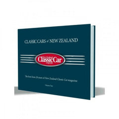 Classic Cars Of New Zealand Vol. Two
