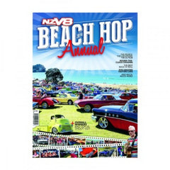 NZV8 Magazine Beach Hop Annual 2015 + FREE DVD
