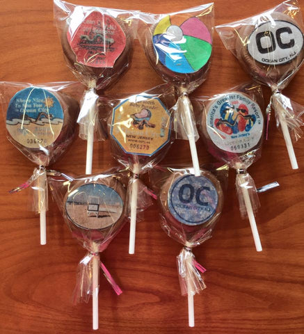Personalized Candy Favors!