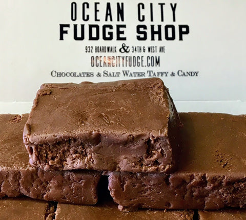 Almost Famous Double Dark Chocolate Fudge