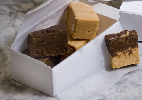 Assorted Fudge Box