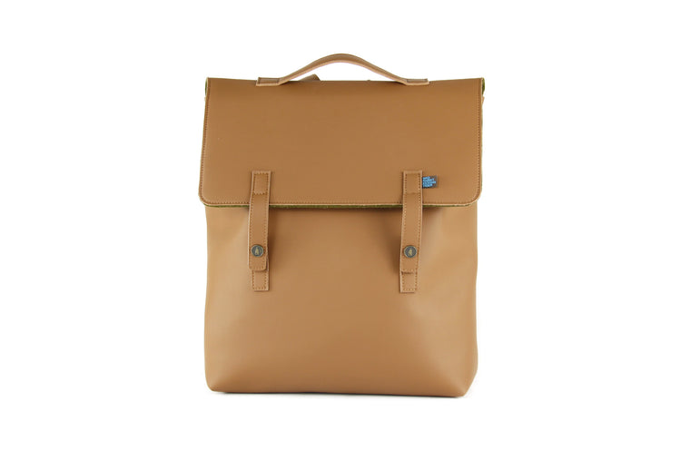 CARTER MCRO LEATHER Backpack