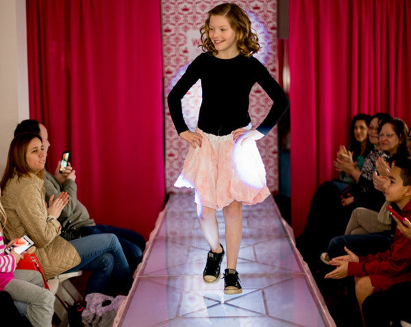 fashion show dress up runway birthday party for girls in nassau county long island ny