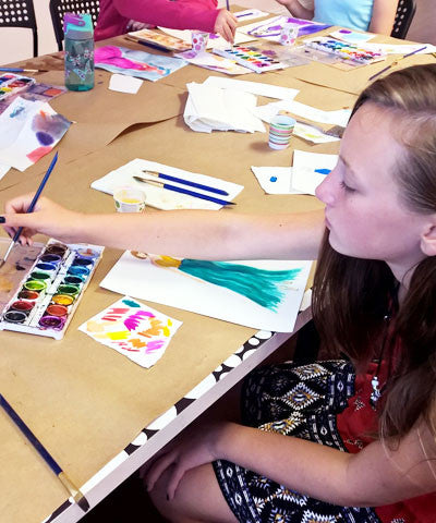 Fashion Design Summer Camp for Kids - Roslyn 2017