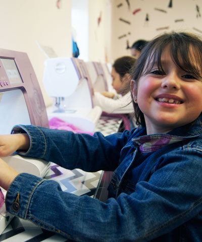 4 Week - Beginners Sewing Class for Kids