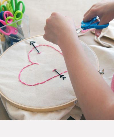 Couture Design: Hand Sewing for Kids - Merrick