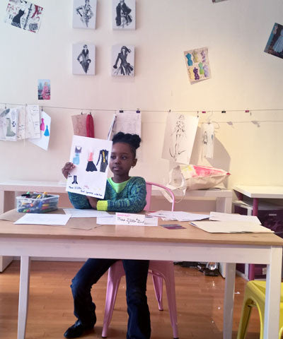 fashion classes for kids