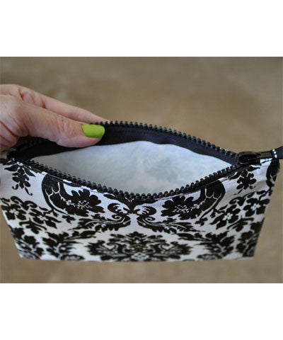Make a Makeup Pouch for Mother's Day - Merrick
