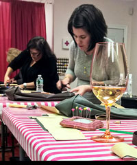 Sewcial Party: Sewing Workshops for Adults