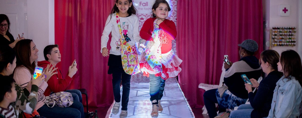 fashion runway shows for kids in merrick ny long island
