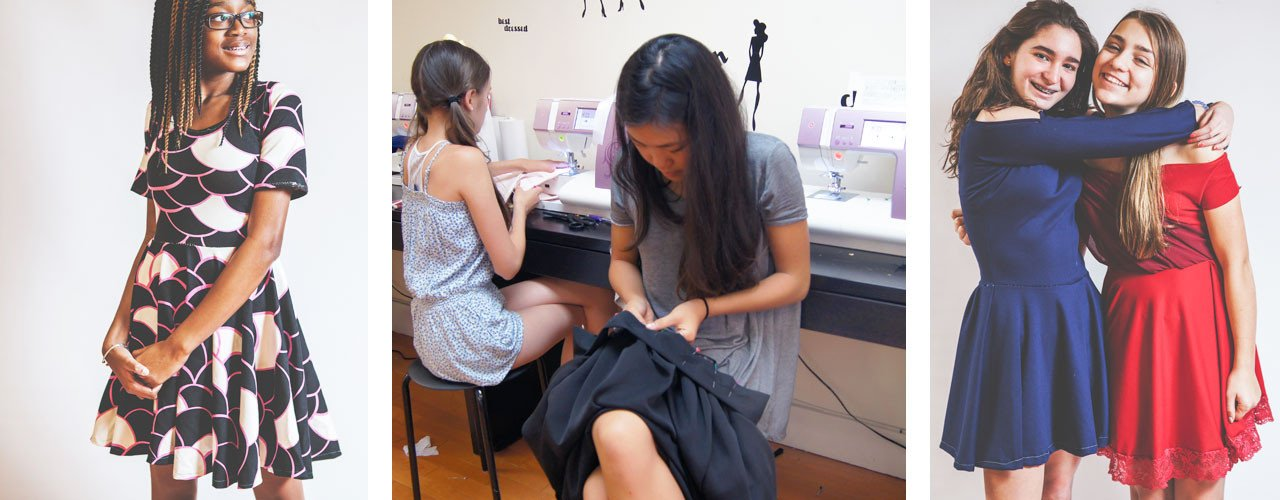 teen sewing classes and camps in long island