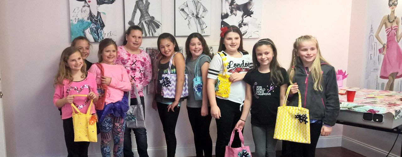 fashion summer sewing camp for kids in nassau county