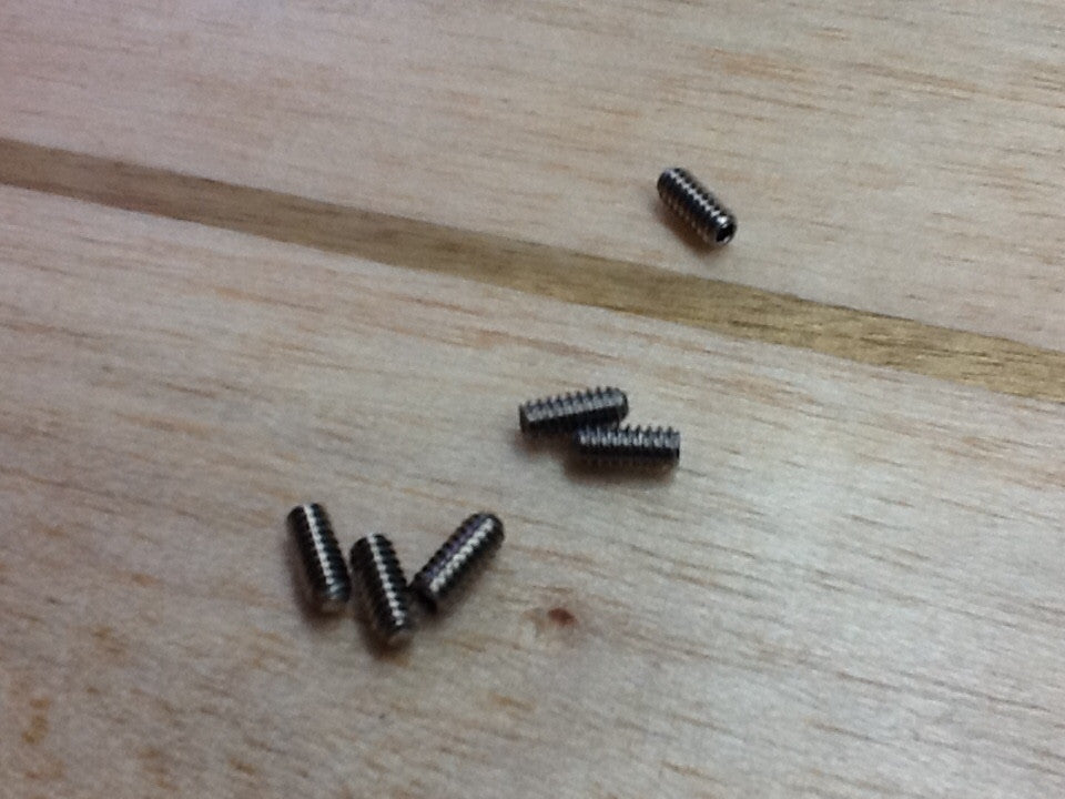 Fin Screw For Fcs Or Future Fin Boxes