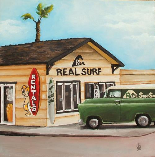 Real Surf Shop Gift Card