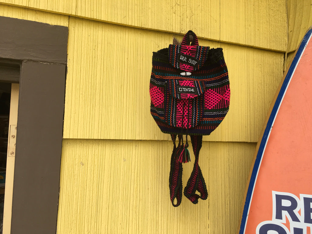 Youth Real Surf Wave Logo T Shirt Charcoal