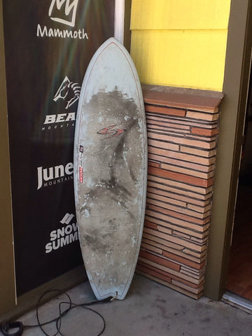 "5'11"" Surftech - RENTAL ONLY"