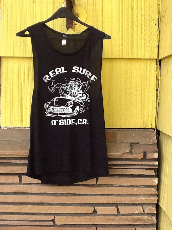 Women's Sleeveless Surfink Tee