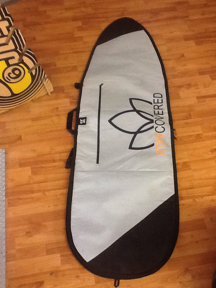 "Stay Covered 6'6"" Fish Nose Board Bag"