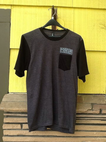 Poseur Co. Actual Pocket Tee