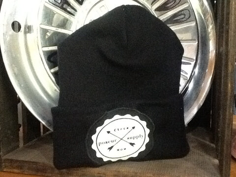 "Poseur Supply 8"" Beanie"