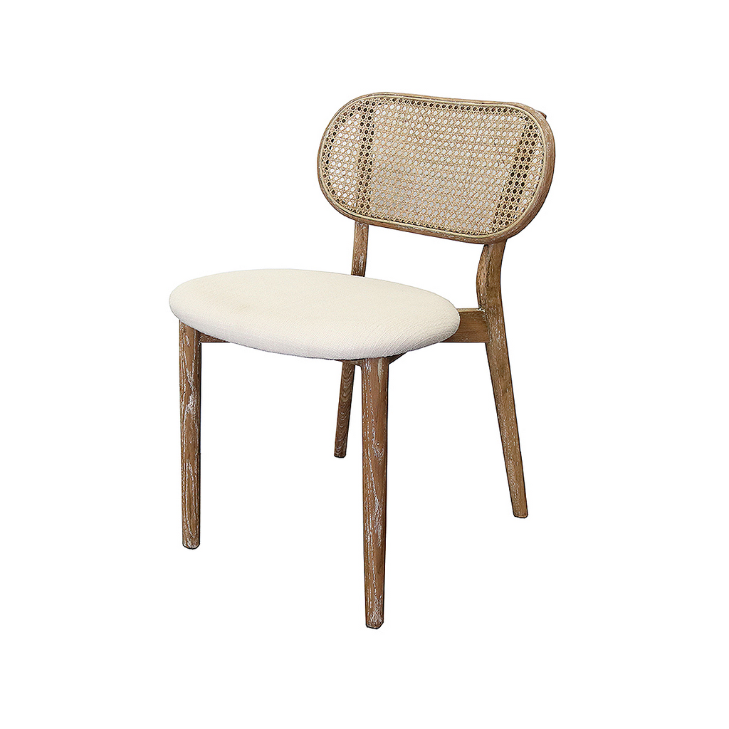SOUK COLLECTIVE | Newtown Dining Chair Rattan