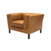 SOUK COLLECTIVE | Modena Armchair Rust