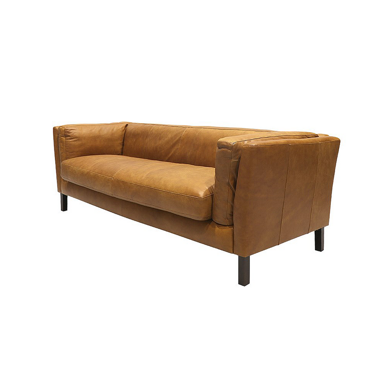 SOUK COLLECTIVE | Modena Sofa 3 Seater Rust