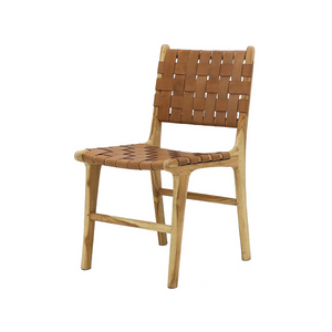 SOUK COLLECTIVE | Hayes Dining Chair Tan