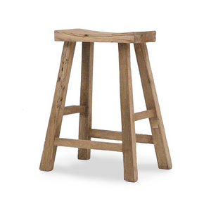 SOUK COLLECTIVE | Parq Wooden Stool