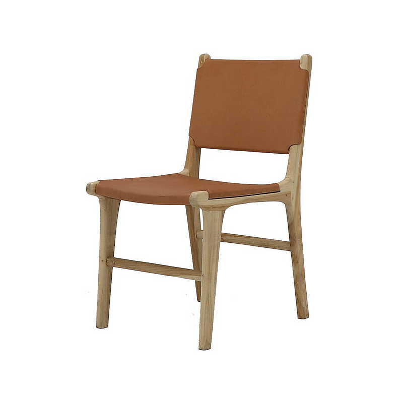 Hyde Dining Chair Tan