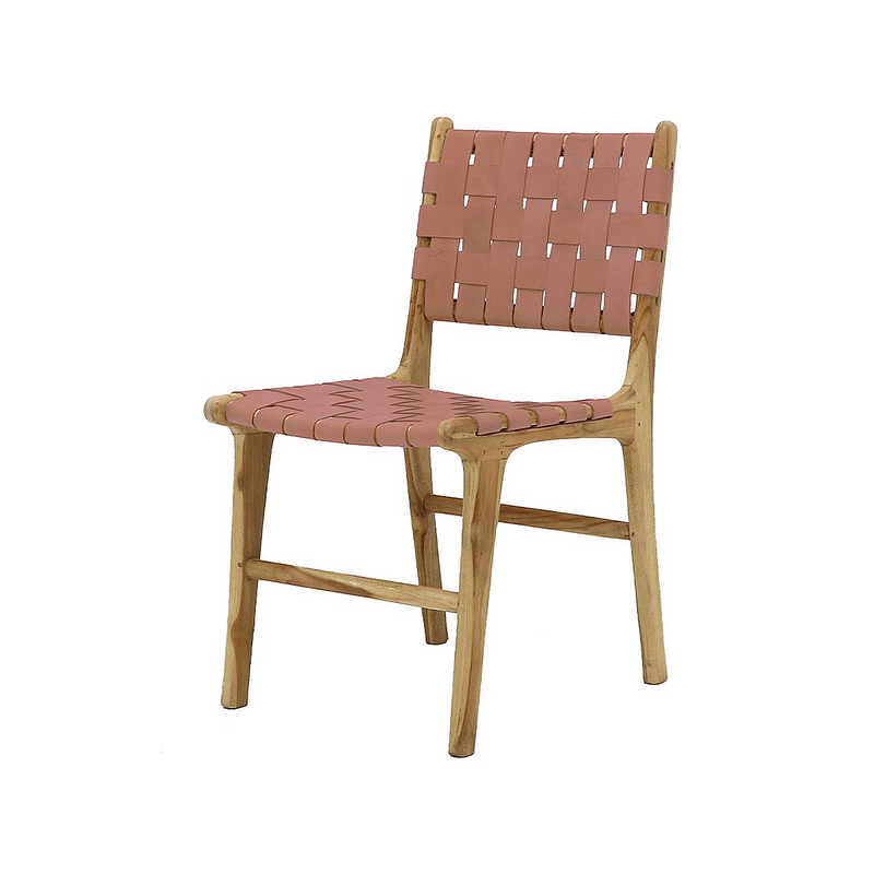 SOUK COLLECTIVE | Hayes Dining Chair Nude