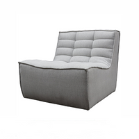 SOUK COLLECTIVE | Salta Sofa One Seat