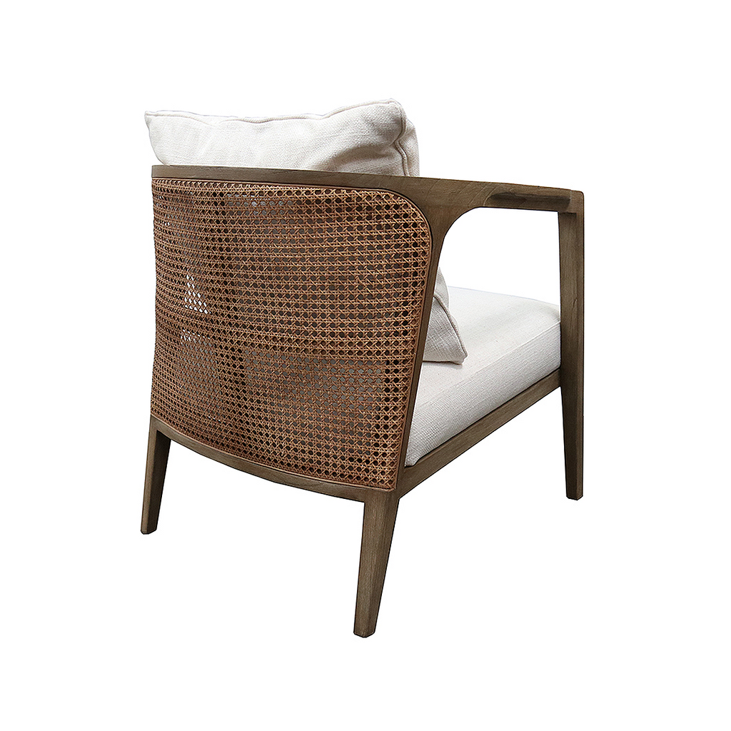 SOUK COLLECTIVE | San Mateo Lounge Chair