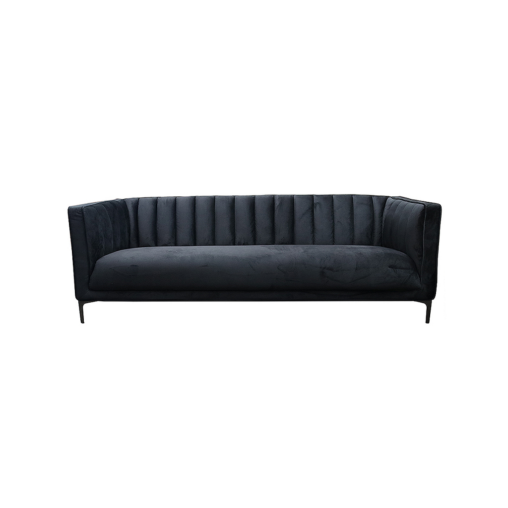 SOUK COLLECTIVE | Kennedy Sofa Black
