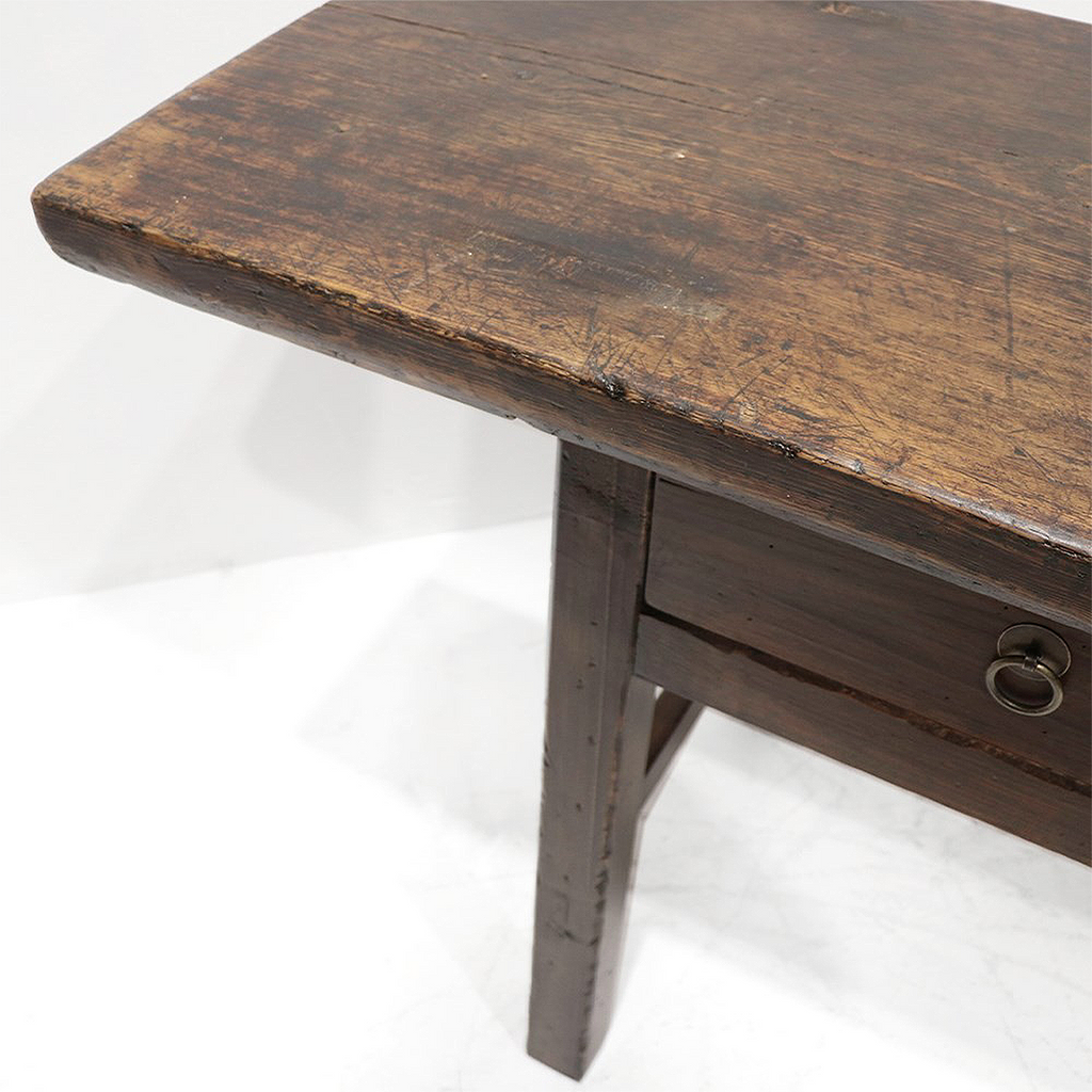 Original Butchers Table 3 Drawer