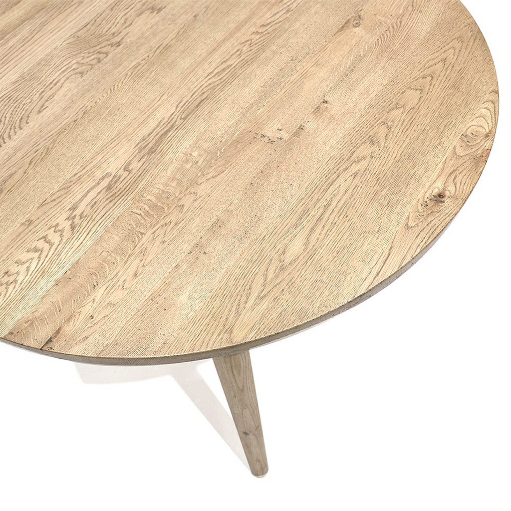 SOUK COLLECTIVE | Vaasa Round Dining Table 120cm