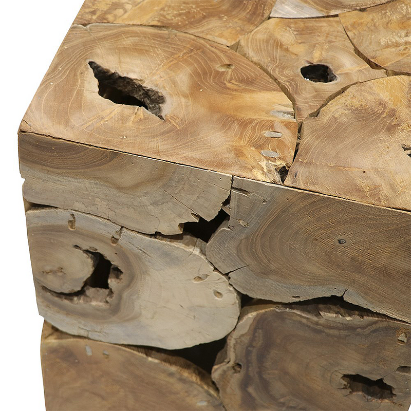 SOUK COLLECTIVE | Crusoe Slab Side Table