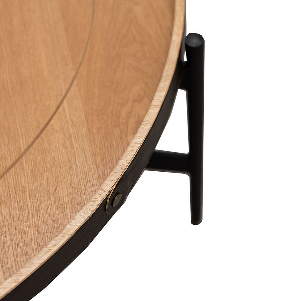 SOUK COLLECTIVE | Haywood Coffee Table Short - Ash