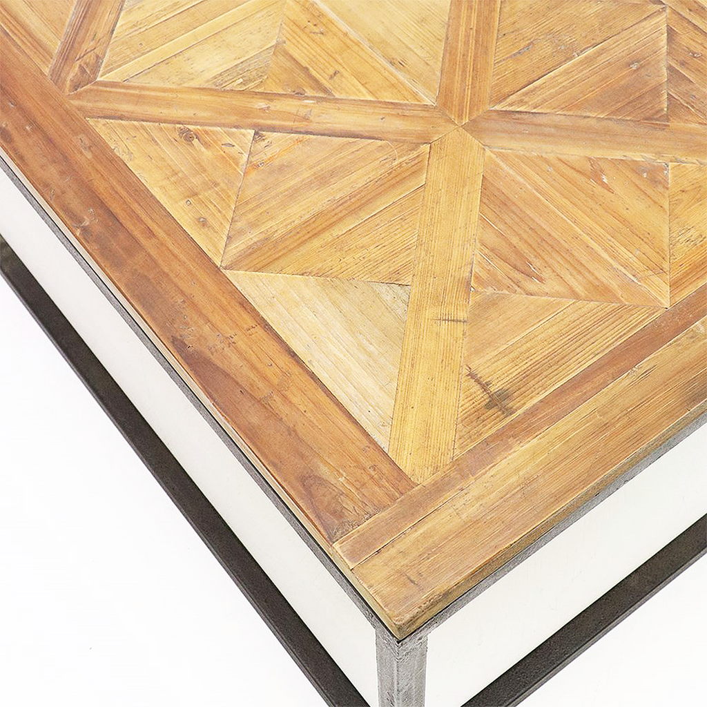 SOUK COLLECTIVE | Pine Inlay Coffee Table
