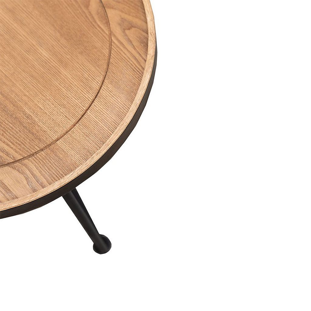 SOUK COLLECTIVE Haywood Side Table Natural