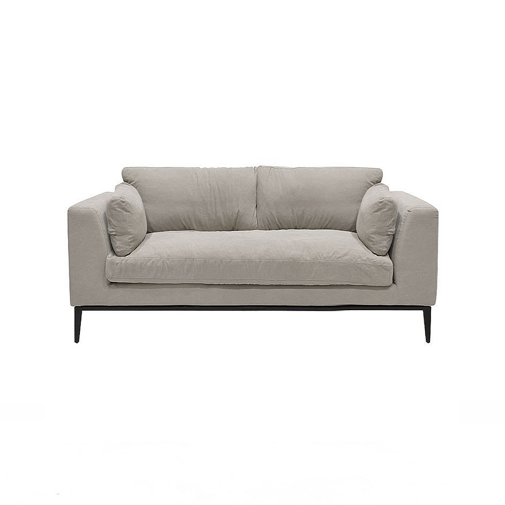 SOUK COLLECTIVE | Tyson Sofa 2.5 Seat Grey