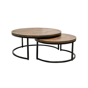 SOUK COLLECTIVE | Chandri Nesting Coffee Tables