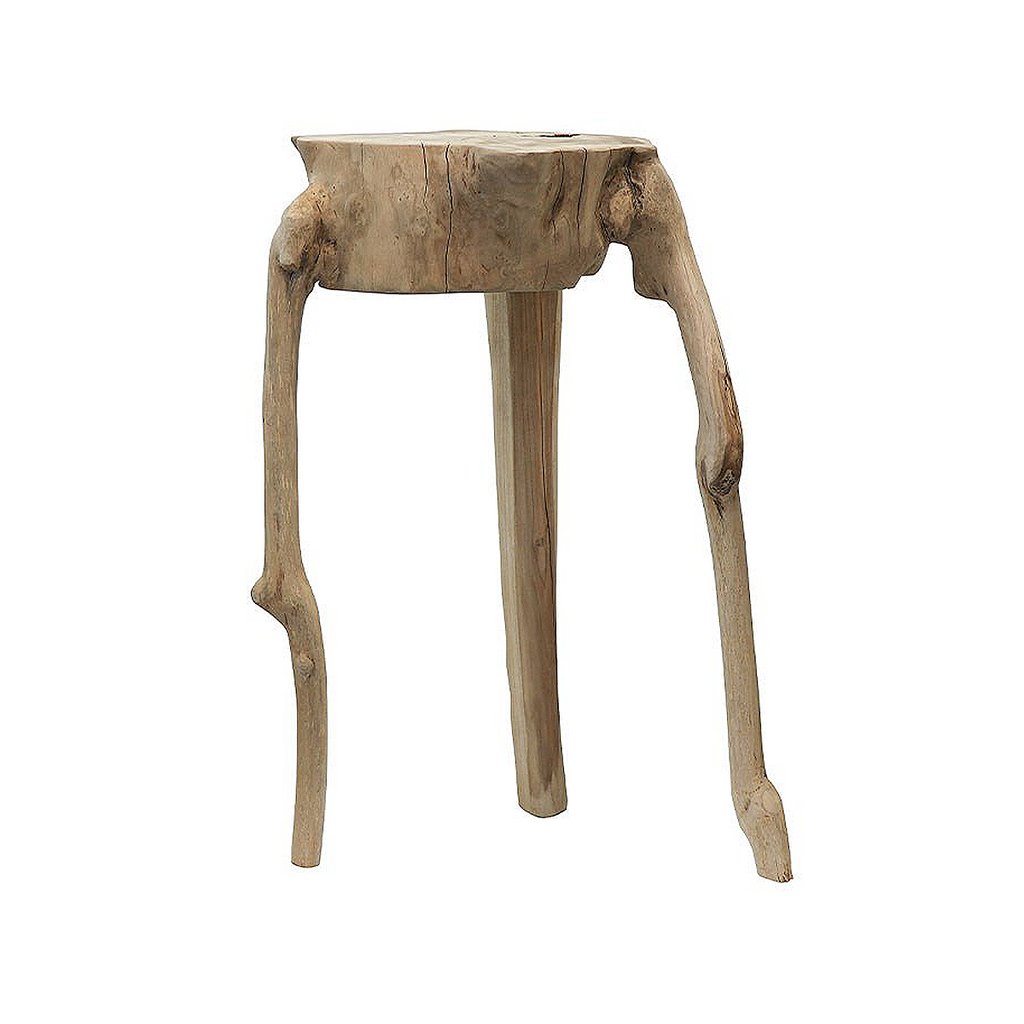 SOUK COLLECTIVE | Crusoe Mini Teak Table Natural